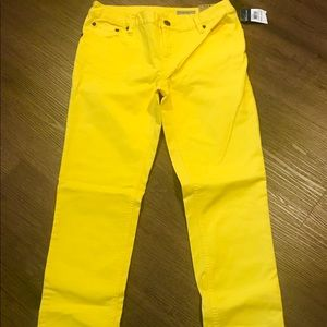Ralph Lauren Bowery Skinny Jeans Girl's Size 14